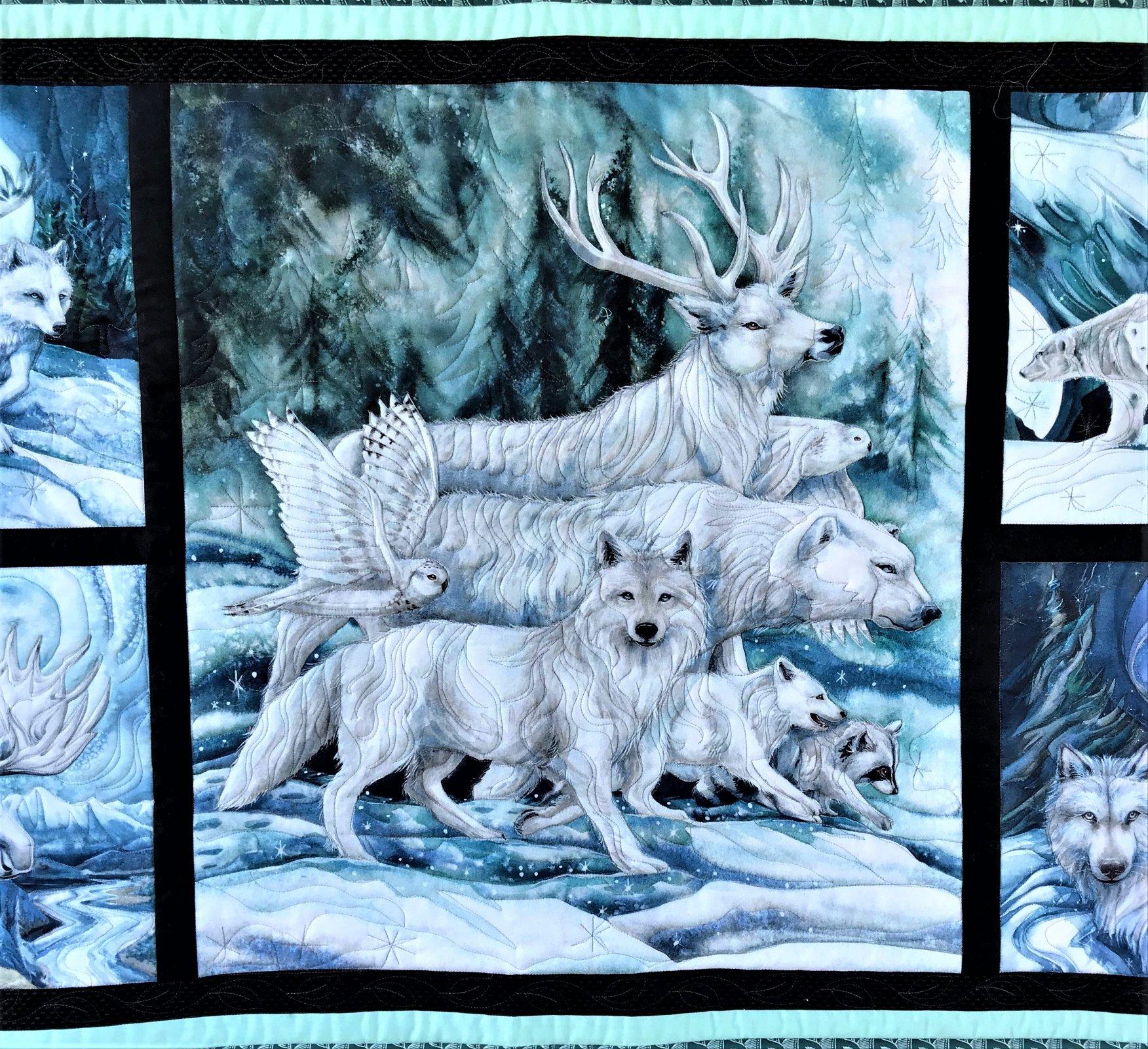 Wild Animal Panel