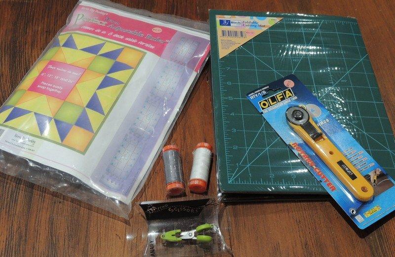 Haberdashery kit - Travel Pack