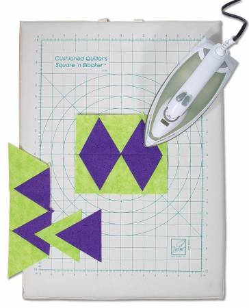 Cushioned Quilters Square 'n Blocker