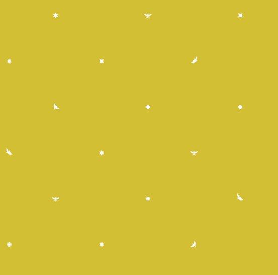 Alison Glass : Insignia - Chartreuse