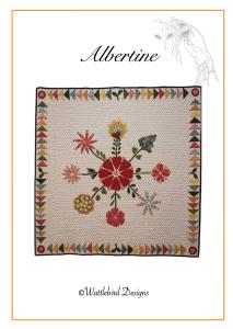 Veronique's Quilt Designs: Albertine