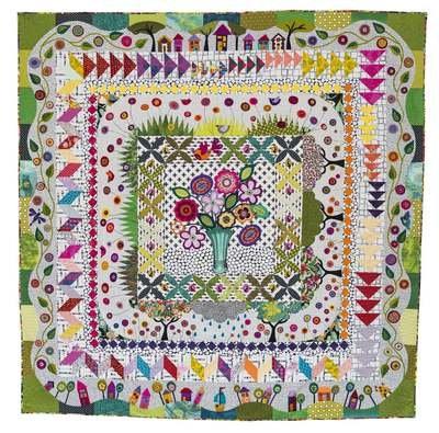 Wendy Williams : Around the Corner - Quilt Pattern