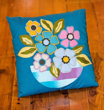 Wendy Williams : Baby Bunch - Cushion Pattern