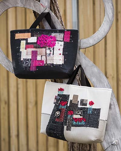 Wendy Williams : Boro'd  - Bags pattern