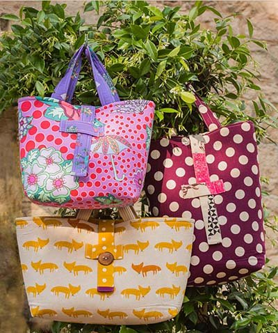 Wendy Williams : Carry on Bags - Pattern