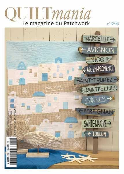 Quiltmania Magazine #126