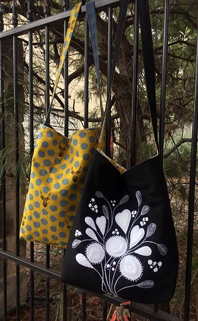 Wendy Williams : Crossover Bag - Pattern