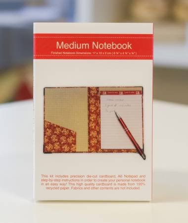 Rinske Stevens Designs: Medium Notebook A6