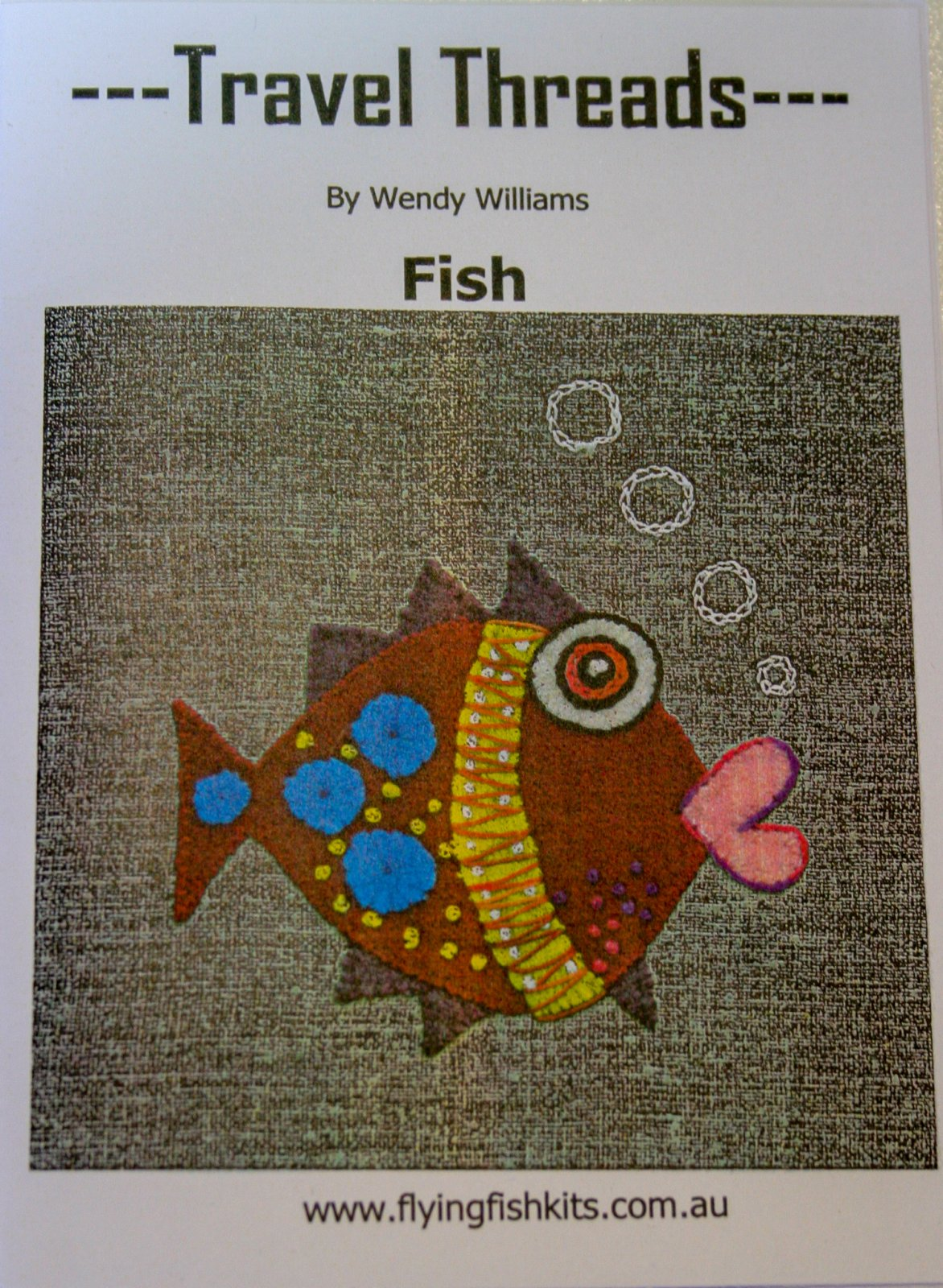 Wendy Williams : Travel Threads - Fish