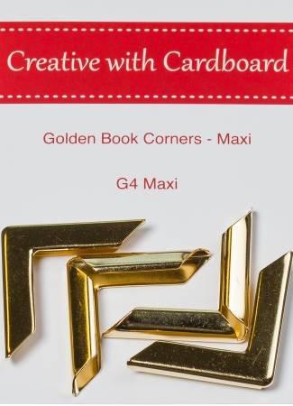 Rinske Stevens Designs: Golden Book Corners Maxi