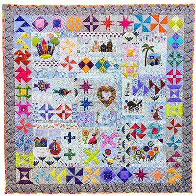 Wendy Williams : Hidden Treasures - Quilt Pattern