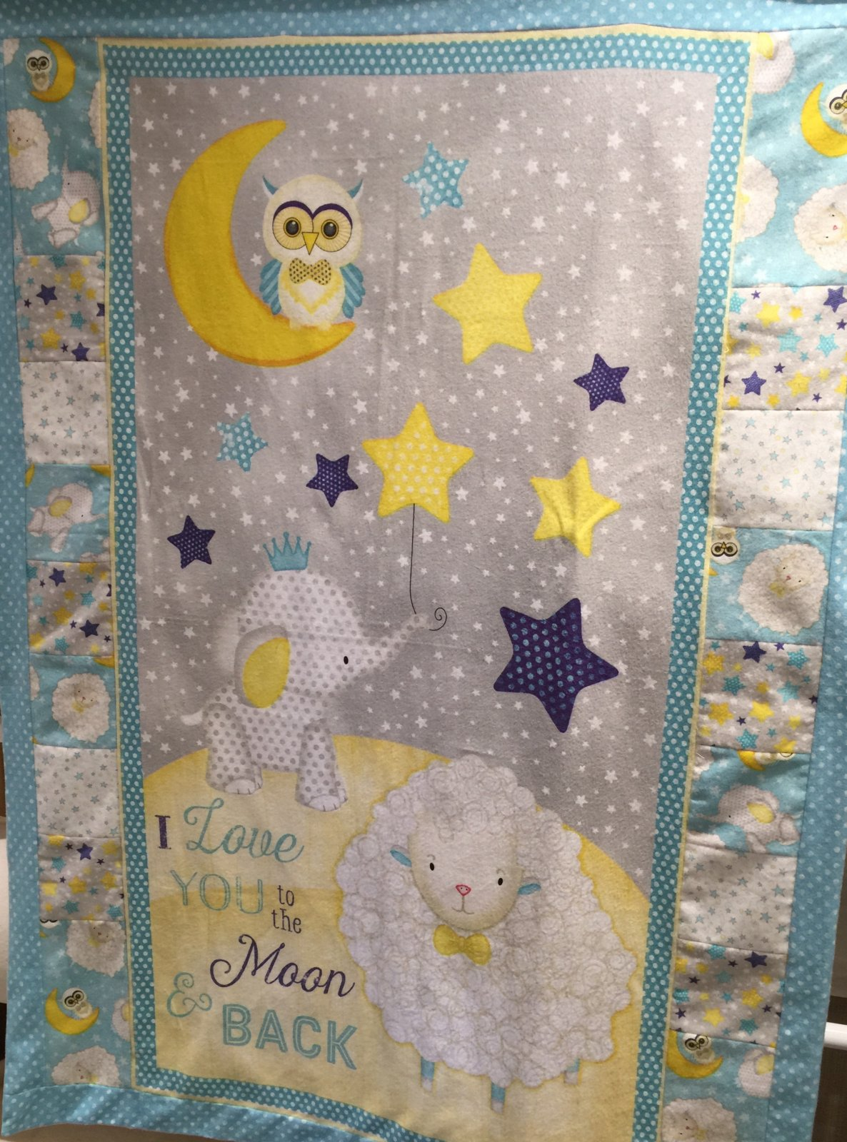 Guess How Much I Love You Quilt Kit