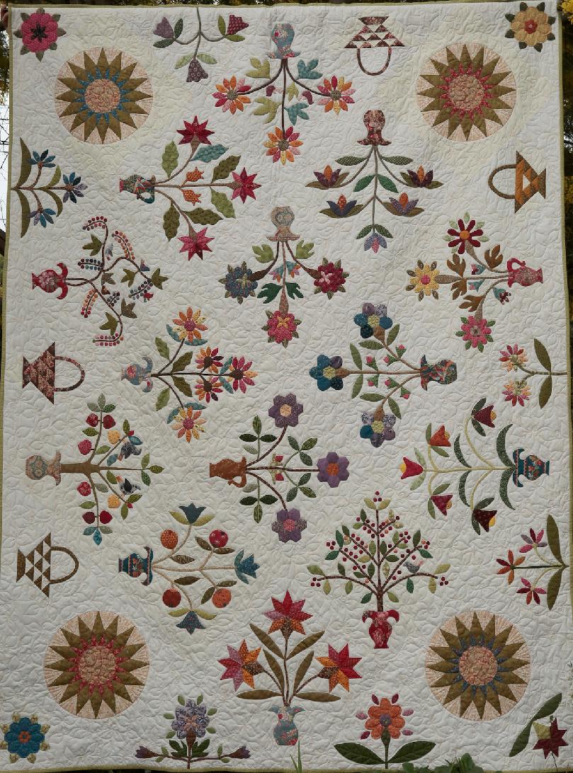 Veronique's Quilt Designs : Isabelle