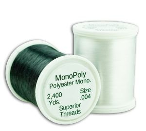Monopoly Invisible Thread - Clear