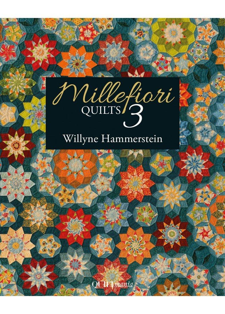 Millefiori Quilts 3 by Willyne Hammerstein