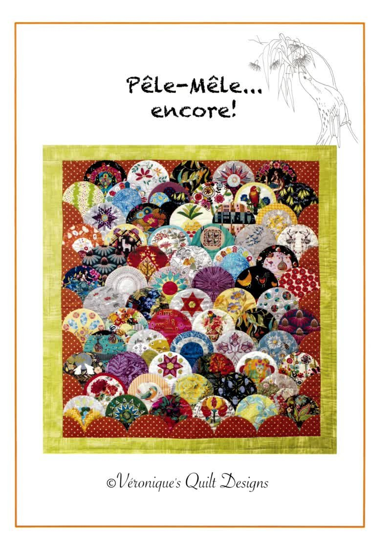 Veronique's Quilt Designs: Pele Mele Encore