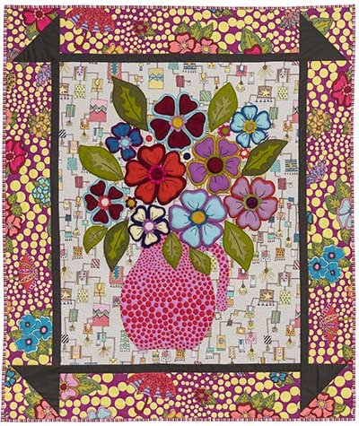 Wendy Williams : Pick of the Bunch -Quilt Pattern