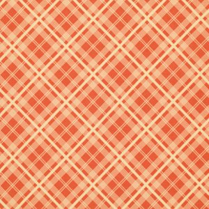 Chicopee - Simple Plaid in Red