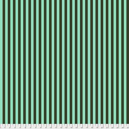 Tula Pink : All Stars Tent Stripe - Fern