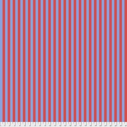 Tula Pink : All Stars Tent Stripe - Lupine