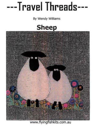 Wendy Williams : Travel Threads - Sheep