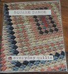 Everyday Quilts by Sandra Boyle : Square Dance