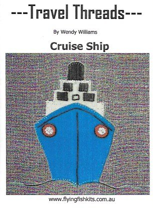Wendy Williams : Travel Threads - Cruise Ship
