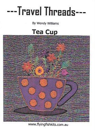 Wendy Williams : Travel Threads - Tea Cup