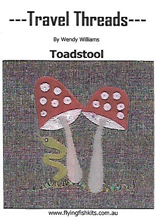 Wendy Williams : Travel Threads - Toadstool