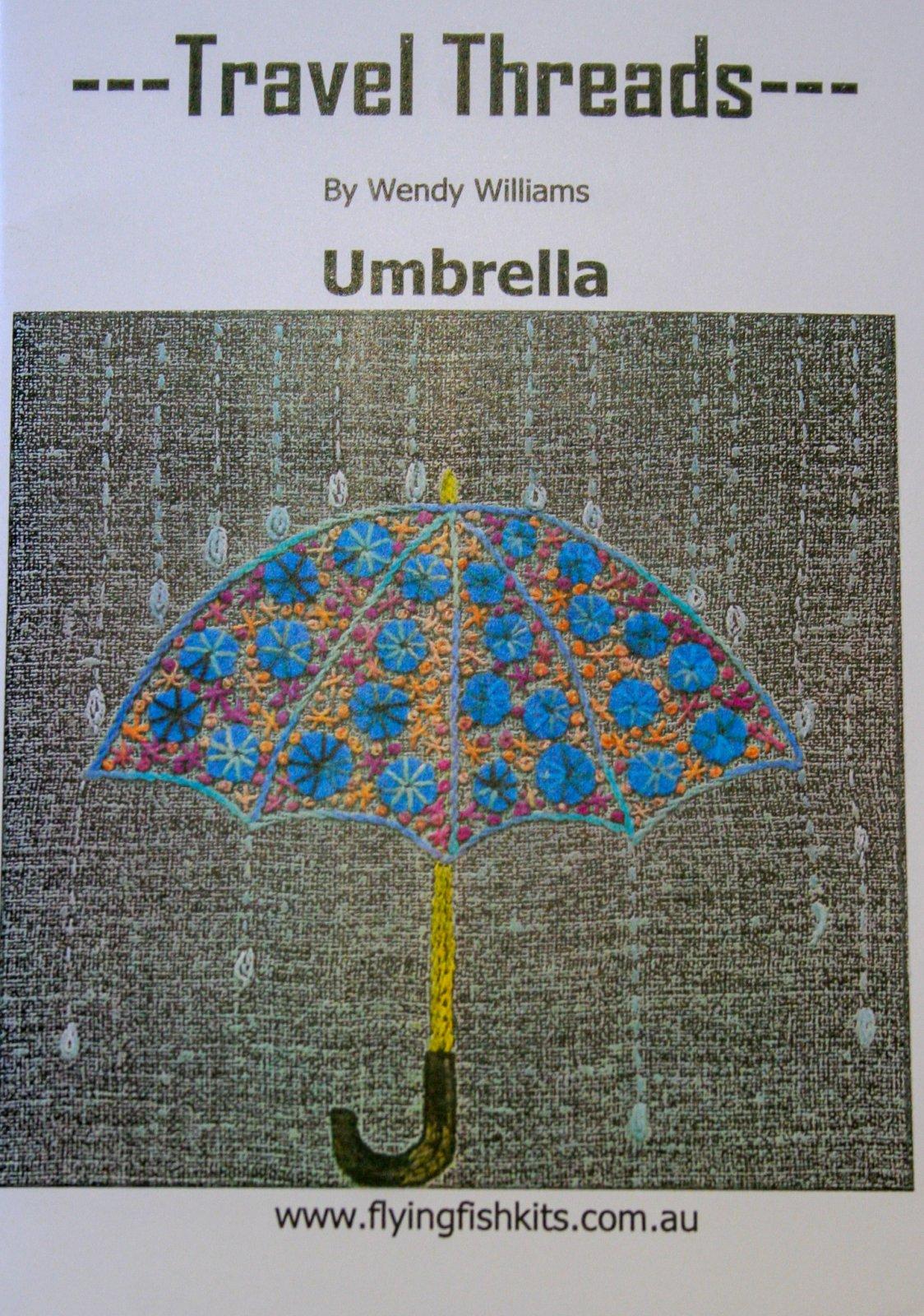 Wendy Williams : Travel Threads - Umbrella