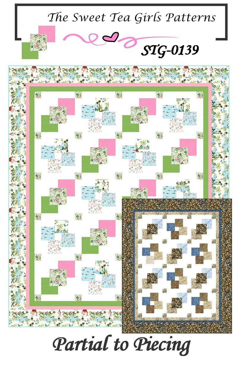 Partial to Piecing Downloadable PDF