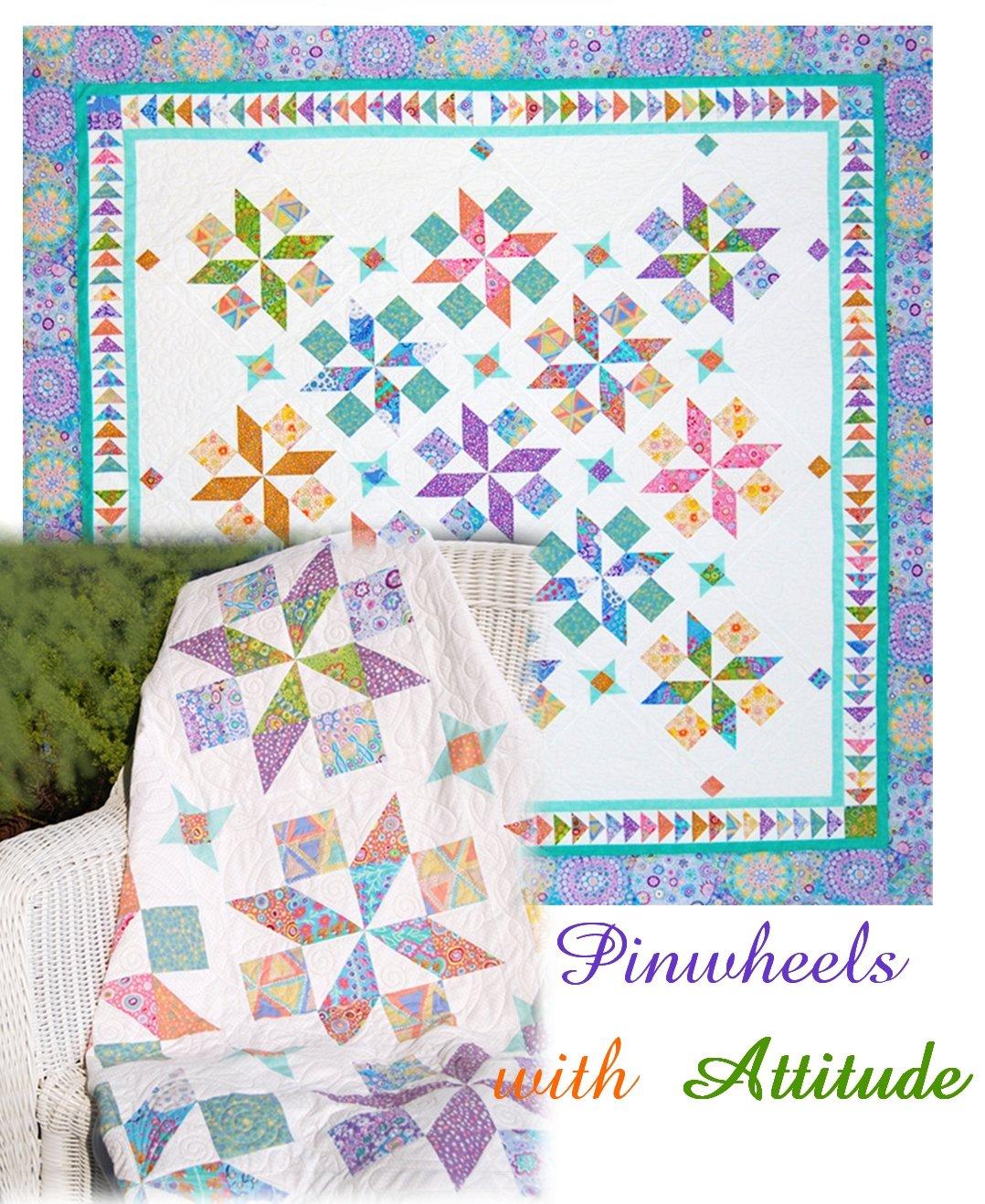 Pinwheels with Attitude