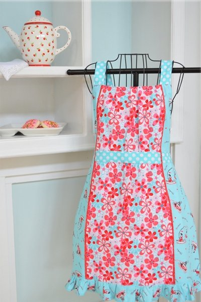 It's A Girlie Girl Apron