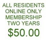 Two Year Membership - (US Funds)