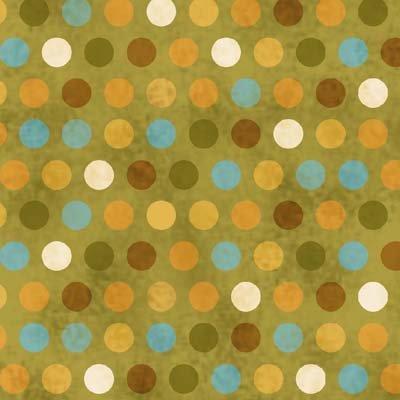 Kitty Kat Kapers Green Dot