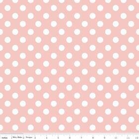 Twice as Nice Spice Dots Pink