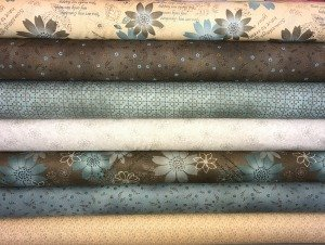 Shadows & Sunshine Fat Quarter Bundle