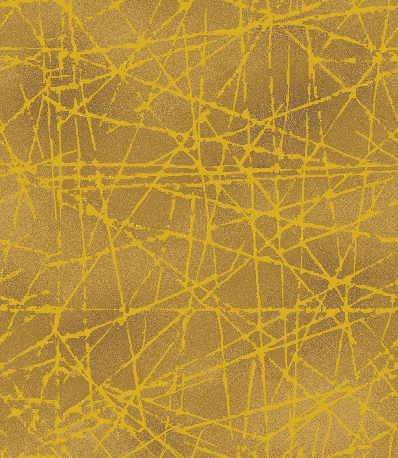 Intrigue w/Gold Metallic - Crackle 60-34901