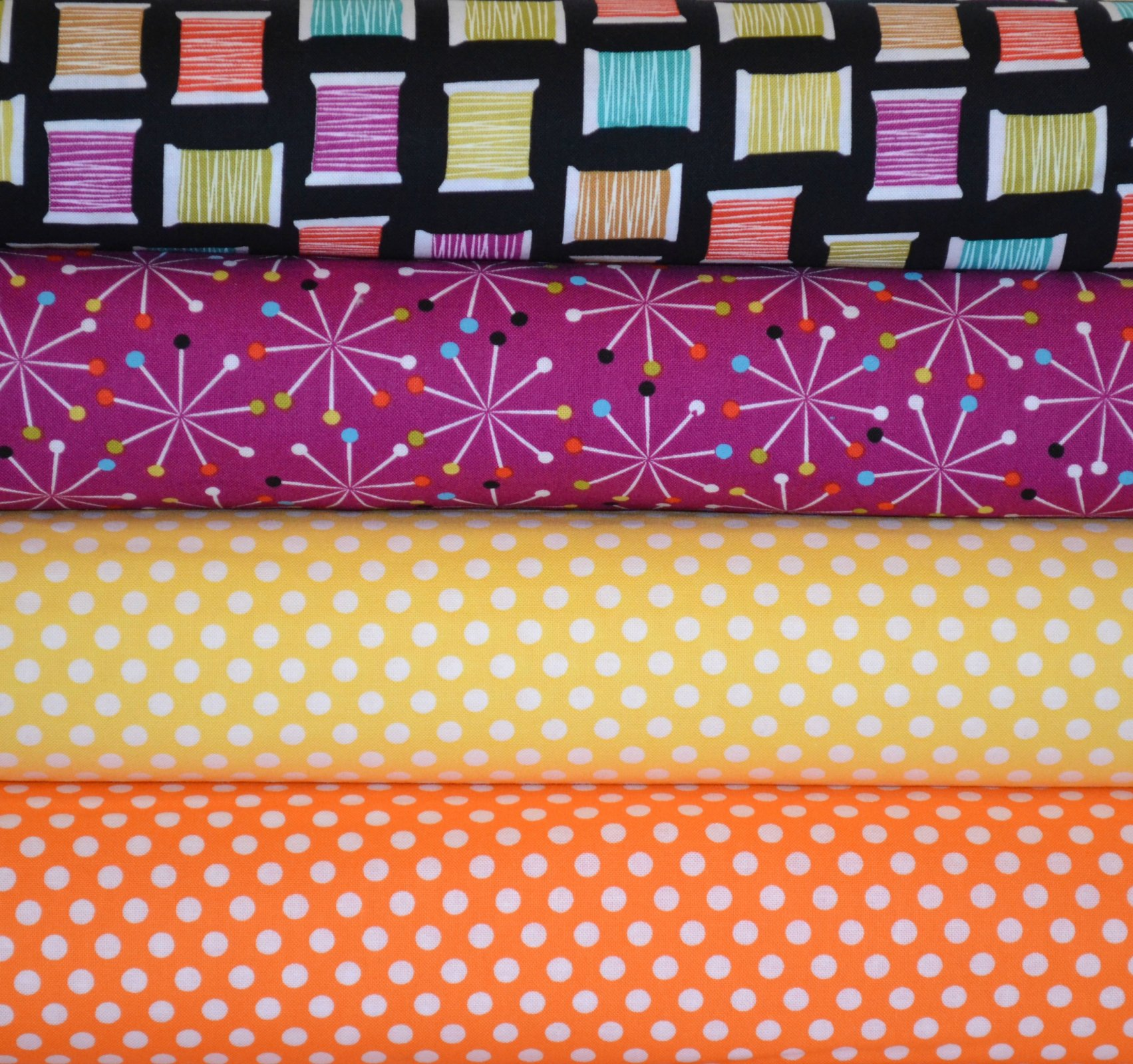 Love to Sew Fat Quarter Bundle