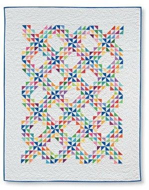 Quilt Kit * Making Waves Quilt Kit  48 x 60