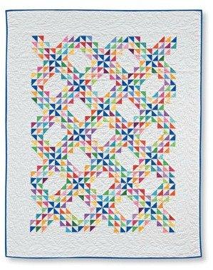 Quilt Kit * Making Waves Quilt Kit  48 x 60