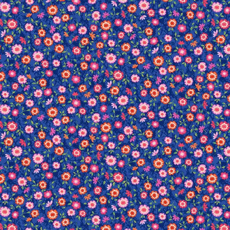 Marisol flowers by Blank Quilting