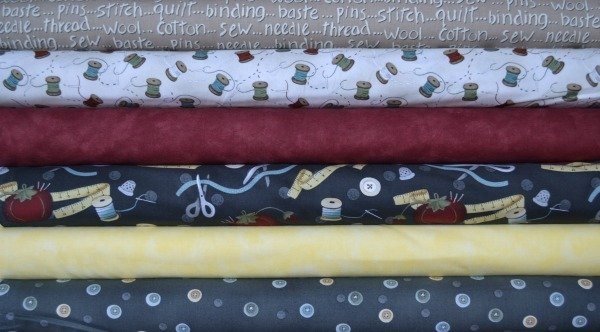 My Sewing Room - Fat Quarter Bundle