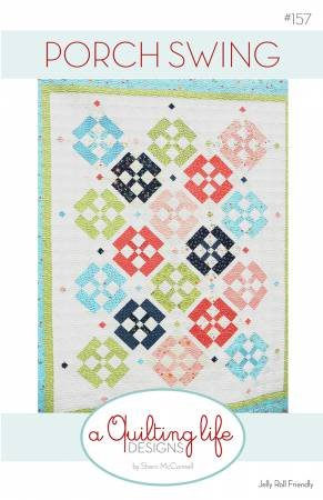 Quilt Kit * Porch Swing * 56 x 70 * The Front Porch Collection