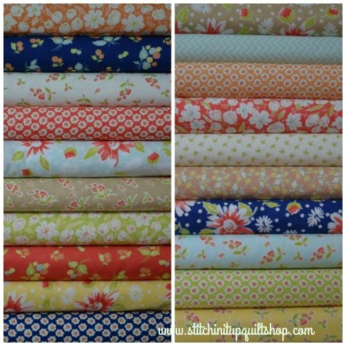 Coney Island by Moda Fat Quarter Bundle