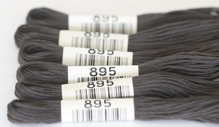 Cosmo Floss 895 Grey (1)