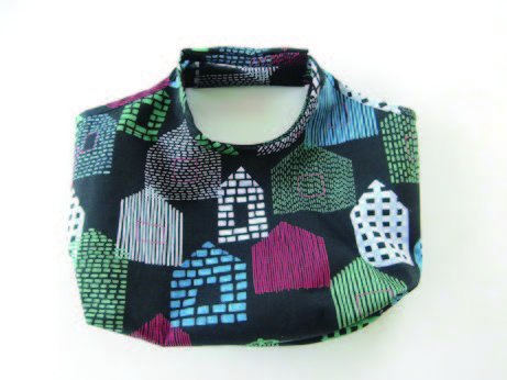 Free Etoffe Imprevue Casual Bag Pattern (Lecien)