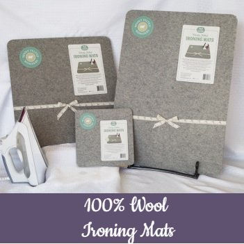 100% Wool Ironing Mat (small)
