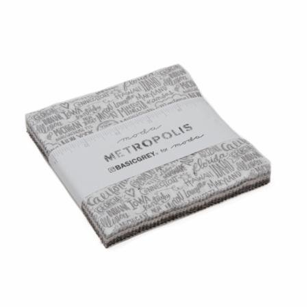 Metropolis Charm Pack