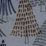 Yoko Saito - Etoffe Imprevue Trees